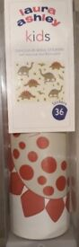 Laura Ashley Dinosaur Wall Stickers Brand New In Box