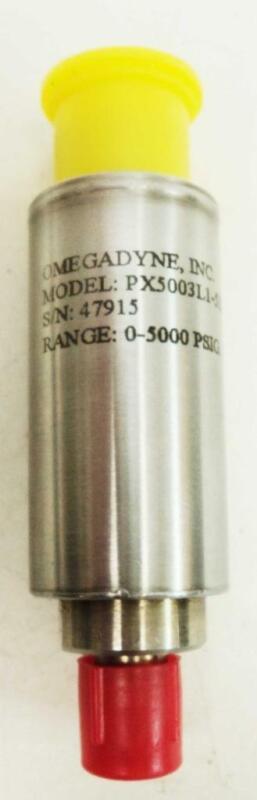 Omegadyne High Performance Pressure Transducer PX5003L1-5KGV