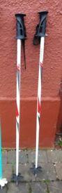 Lange ski poles 110cm