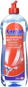 Somat Dishwasher Rinse Aid 750 mL