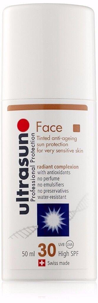 ultrasun Face Tinted Anti-Ageing Sun Protecti