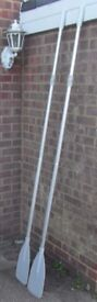 Oars Aluminium 7Ft 3inches
