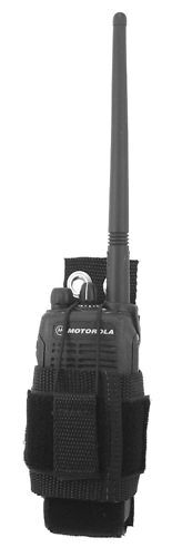 Deluxe Web Portable Radio Case - Motorola - NEW!!!