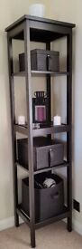 Shelving Unit-Black