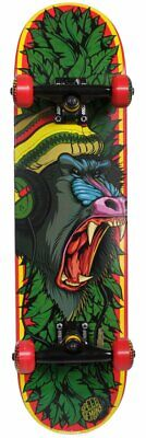Speed Demons Roots Ape Youth Complete Skateboard - 7.4 x 31.3 - Red