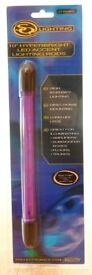 LED LIGHTING TUBE FOR IN-CAR USE - 10-INCH PURPLE
