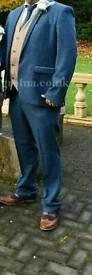 Marc Darcy Tweed 3 piece suit