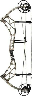 New Bear Archery Arena 30 Compound Bow 60# Right Hand Xtra Green Camo