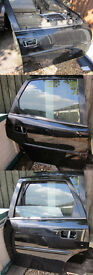 Vauxhall Vectra B GSI Black Doors Good Condition Paint Code Z20C