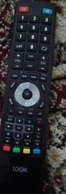 A logic TV remote
