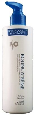 ISO Bouncy Crème Curl Texturizer 8.3 oz. New Fragrance! Fast Free Shipping!