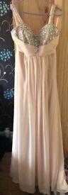 Prom style dress