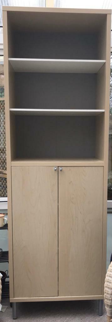 Two Ikea tallboy bookcase in great used condition.