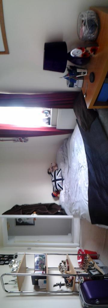 Double room for rent in a quiet area