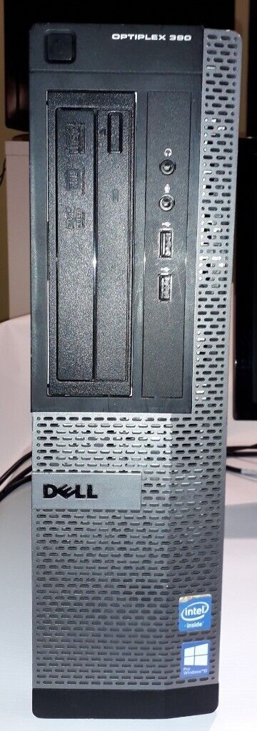 Dell Pc Full Setup  i5 3 3GHz Windows 10 Pro  (Gaming Pc) 8Gb Ram, SSD &  HDD, With Warranty | in Poole, Dorset | Gumtree