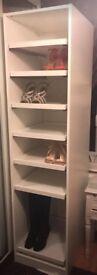 IKEA Pax Shoe Storage/wardrobe. Excellent condition, 50 x 60 x 201