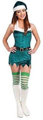 Damen Erwachsene Weihnachten Sexy Sassy Elfen - Erwachsene Weihnachten Elfen Kostüme