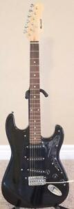 Electric Guitar for beginners with Tremolo Black Brand New iMEG272-2 iMusicGuitar