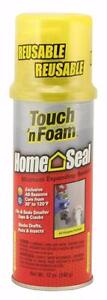 Touch 'n Foam Home Seal™ Minimum Expanding Sealant - 2 sizes ( 340 & 566g )                      insulation