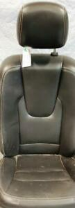 SEAT FRONT Left/Driver Side - electric & heated + HEADREST - BLACK LEATHER-complete for 2010-2012 FORD FUSION SEDAN $350