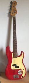 Fender Squier Standard P Bass