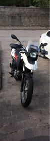 BMW G650 GS VERY LOW MILEAGE