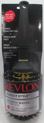 Revlon Perfect Style Ion + Ceramic Hairbrush Sold in packs o