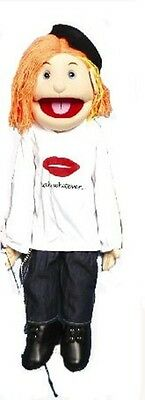 Sunny 28 Red-haired girl in white top GS4541 Puppet NEW