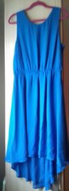 Blue dress - size 18