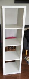 IKEA Kallax Shelving unit NORMALLY £38, Selling for £15 - Perfect Condition