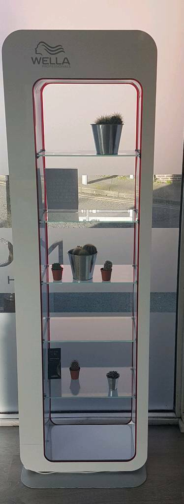 Exhibition Stand Gumtree : Wella product display stand in heswall merseyside gumtree