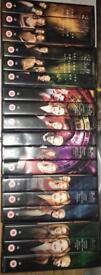 Buffy the vampire slayer on VHS