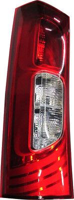 Für Mercedes Citan W415 Van 2012-On Heck Heck Rücklicht Lampe Linke Seite Links