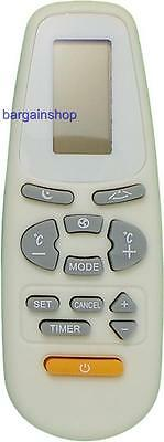 BLUEWAY Air Conditioner Remote Control Replacement for YK(R)-C/01E