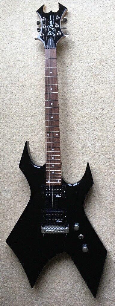 BC Rich Warlock Electric Guitar