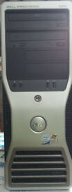 Dell Precision 390 PC Workstation - 6600 4GB NVIDIA Quadro. + MS OFFICE