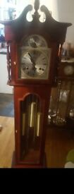 Clock- in a good working condition with minor scratches.