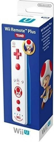 Remote Controller Plus Toad Edition (Nintendo Wii)