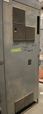 Allen Bradley Vfd 75hp 1336f-b075-an-en Mcc Bucket Enclosure