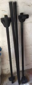 Ford galaxy roof bars 2008 onwards