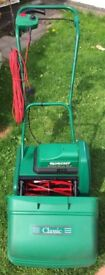 Lawnmower Qualcast 30s (12') FULLY Refurbished and Sharpened Suffolk Atco Web