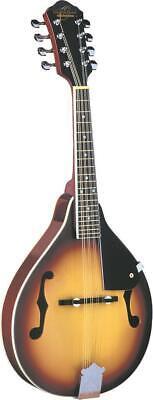 Oscar Schmidt A Style Mandolin, Select Spruce Top, Tobacco Sunburst, OM10