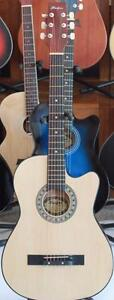 Acoustic Gutiar for beginners, students, children, smaller adults 38 inch