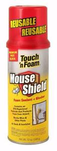 TOUCH 'N FOAM Mouse Shield™ Foam Sealant + Blocker 454g                           insulation