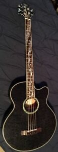 Acoustic/Electric Bass Guitar (5 String)