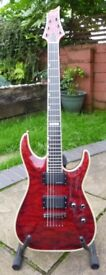 ESP Horizon HRF NT-II STBC with Hard Case, in Immaculate Condition