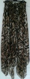 Leopard Dress, S-M