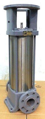Industrial Steam Inc Pump Boiler Feed Unit Vc90-8 52 Gpm 400 Tdh