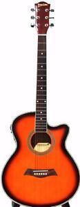 Guitare Acoustique électrique iMusic227 avec Full Package 8 articles Sauvegarder 60,71 $