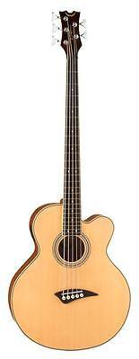 Dean Acoustic-Electric Bass Cutaway 5 String Satin Finish ,EABC5
